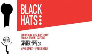 Aphra Taylor - Black Hats Support